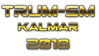 TrumSM i Kalmar2018